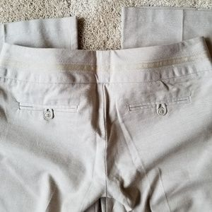 unknown Pants - Beige dress pants sz 7 non smoking home